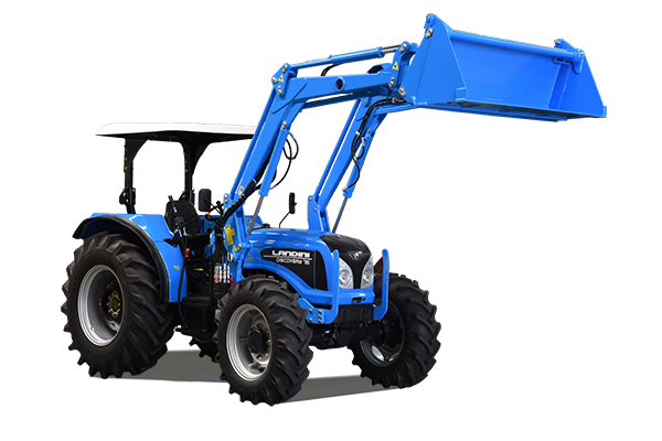 Landini Discovery 75 Front-End Loader