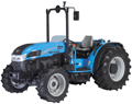 Rex Techno ROPS Vineyard Orchard Tractor